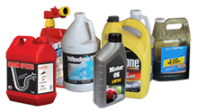 automotive and lawn & garden products