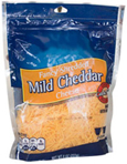 bag of shredded cheese