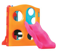 plastic toy slide