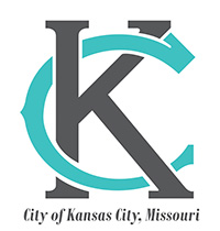 City of Kansas City, Missouri logo. The City of Kansas City, Missouri is a Recycle More At Work partner.