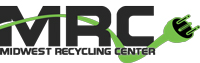 Midwest Recycling Center logo. Midwest Recycling Center is a Recycle More At Work partner.