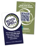 Image of RecycleSpot.org Business Card