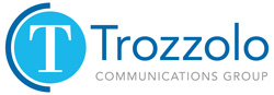 Trozzolo Communications Group logo. Trozzolo Communications Group is a Recycle More At Work partner.