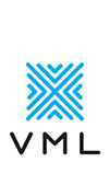VML logo. VML marketing and advertising is a Recycle More At Work partner.
